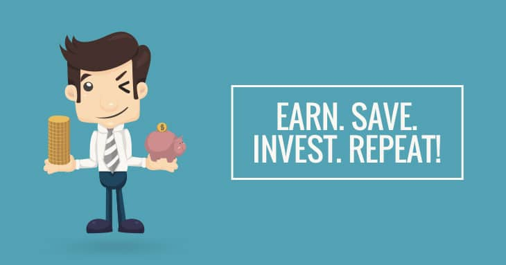 Principle 6: Save > Invest > Repeat
